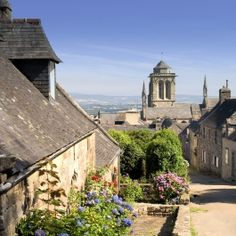"""Brits' love affair with France is legendary and nowhere illustrates this  more than Brittany – which, after all, is only just """"abroad"""" and not  dissim"""