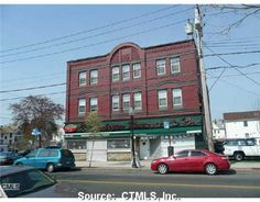 1001 EAST MAIN ST (Bridgeport, CT 06608) - $1,275,000: Real cash cow! great opportunity to have income producing property.   rebuilt in 2006 from bricks wall inward yrly income 225k+/- expenses 40k+/- less morg & taxes mixed use building 9+ yrs on retail lease pays 104k yrly apts/roooms 118k yrly - William Raveis Real Estate Investment Property For Sale, Mix Use Building, Brick Wall, Places Ive Been, Opportunity, Investing, Real Estate, The Unit, Homes