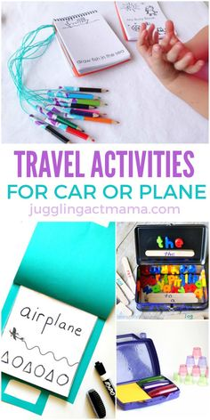 Bored kids are a challenge for any parent, but bored kids on a trip will make you want to rethink travel until they're adults! But by planning ahead, you can save yourself a lot of headache, and you and the children can actually enjoy the trip… not just the destination. Here are some fun and educational travel [...]