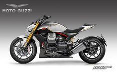 Moto Guzzi Motorcycles, Custom Motorcycles, Machine Photo, Motorbikes, Old School, Biker, Classic Cars, Deviantart, Badass