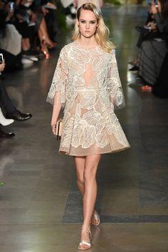 Elie Saab haute couture весна-лето 2015 фото №2
