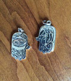 Beatnik Vibe - Sterling Silver Hamsa Pendant, $19.95 (http://beatnikvibe.com/sterling-silver-hamsa-pendant/)