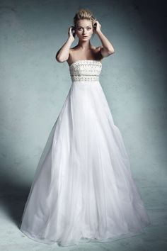 7 Enchanted Wedding Dresses from Collette Dinnigan | OneWed