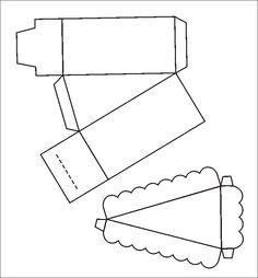 papierowy tort szablon - Szukaj w Google
