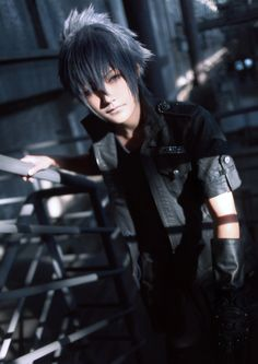 Noctis Lucis Caelum from FINAL FANTASY XV  Cosplay