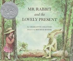 In Memory of Charlotte Zolotow, author of over 70 children's books.