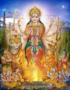 Shakti puja...Durga Avtaran