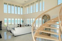 "OCEANFRONT ESTATE FOR SALE, ""VERO BEACH"" FLORIDA, WATERFRONT MODERN BEACH HOUSE"