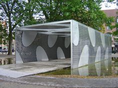 Pavilion in Bruges / Toyo Ito