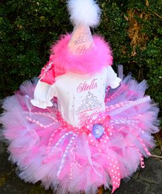 A personal favorite from my Etsy shop https://www.etsy.com/listing/235975264/extravagant-princess-crown-petti-tutu