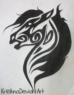 Cavalo tribal