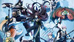 Anime Series Like Juuni Taisen: Zodiac War