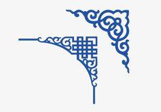 Chinese Patterns, Islamic Patterns, Art Deco Pattern, Pattern Design, Flower Art Drawing, Classic House Design, Tibetan Art, Buddhists, Beautiful Flowers Wallpapers