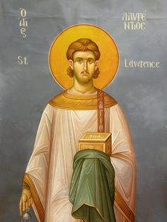 Saint Anthony Church, Byzantine Icons, Orthodox Icons, Nashville Tennessee, Athens Greece, Fresco, Holi, Saints, My Arts