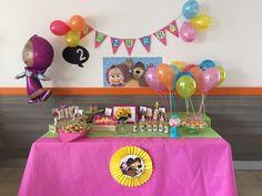 Backyard Birthday Parties, Masha And The Bear, Maria Clara, 3rd Birthday, Ideas Para, Alice, Party, Diy, Birthday Cakes For Girls