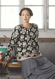 Delightful patterns – Gudrun Sjödén – Swedish design with a green soul / online