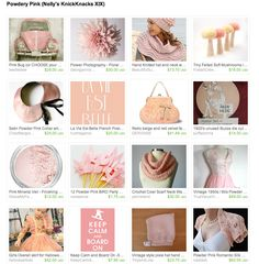 Powdery Pink (Nelly's KnickKnacks XIX)   Curator: Nelly