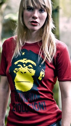 Viva La Evolution T-Shirt - Logoshirt