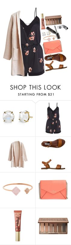 """Friday"" by happy123321 ❤ liked on Polyvore featuring Topshop, Steve Madden, Michael Kors, Kate Spade, Too Faced Cosmetics and Urban Decay"