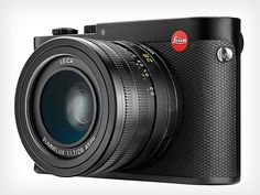 """Leica has just launched a brand new camera line with the Leica Q (Typ 116). It's a 24-megapixel fixed-lens full-frame compact camera that brings """"iconic Le"""