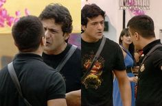Ajaz to fight with Armaan and Gauahar tonight in Bigg Boss