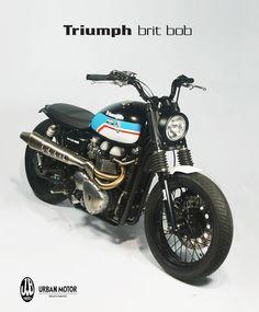 Triumph Brit Bob