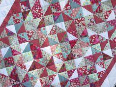 Bobbing along … Garden Seating, Hand Stitching, Gypsy, Workshop, Quilting, Scrappy Quilts, Garden Seats, Atelier, Work Shop Garage