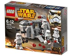 LEGO Star Wars_75078_Imperial Troop Transport_141 pcs/pzs_Brand New Sealed Set #LEGO