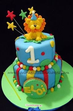 torta circo leon