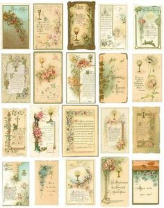 loads of really beautiful free printables... .