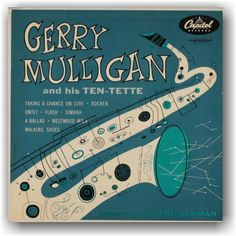record cover Gerry Mulligan