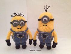 Minions Needle & Noodle