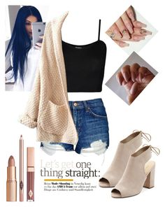 """Casual 10"" by amuh2002 on Polyvore featuring WearAll, Topshop, WithChic and New Look"