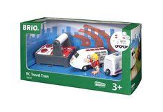 Remote Control Travel Train - BRIO