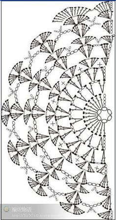 diagram, no pattern KENDŐ, it really is a clutch pattern but as a pinner pointed out ~ it can be a shawl pattern.nice and easy! Hmmm Shawl to go wiTry it as a crochet sleeve on a tank top.I love crochet patterns that make mathematical sense! Crochet Wrap Pattern, Crochet Motifs, Crochet Diagram, Crochet Poncho, Crochet Chart, Love Crochet, Crochet Scarves, Crochet Doilies, Crochet Bags