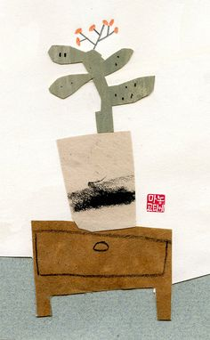 Manon Gauthier Petits collages / Small collages on Behance