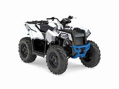 New 2017 Polaris Scrambler 850 ATVs For Sale in Tennessee. Scrambler ATVs are race proven both on the trail and in the desert. Team UXC Racing's success on the vehicles include finishing the Baja 1000 and many GNCC podiums showing the true power and durability of the Scrambler.