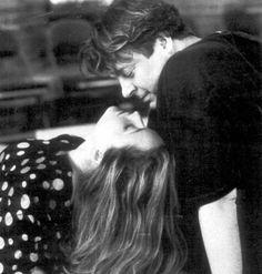 Gillian Anderson & Roger Allam
