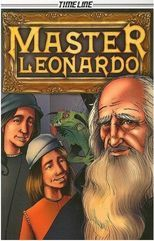 Master Leonard, written by Glen Downey, illustrated by Mike Rooth Struggling Readers, Graphic Novels, Literacy, Enemies, Comics, Bitter, Illustration, Books, Kids
