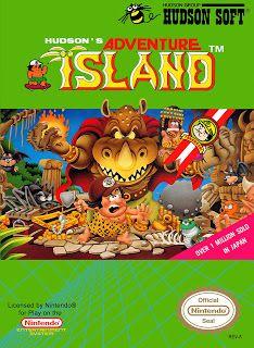 Emularoms: Adventure Island (BR) [ NES ]