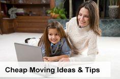 Cheap moving ideas