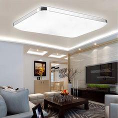 12W/18W/24W/32W/48W Aluminum Alloy Acrylic LED Ceiling Light