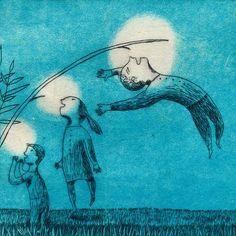 Dream Path by Violeta Lopiz. Print available @toiartgallery.com Laurent Moreau, Book Festival, Fine Art Prints, Framed Prints, Spanish Artists, Animation Film, Limited Edition Prints, Art For Sale, Pencil Drawings