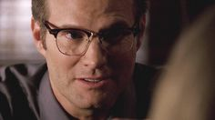 """Lies, deception, but also love: """"I'm not done protecting you from the world.""""   - Heroes HRG Noah Bennet Jack Coleman  http://on.fb.me/1w6CylJ"""