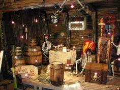 pirate interior