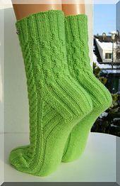 668 Besten Sockenmuster Bilder Auf Pinterest In 2019 Knitting