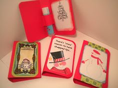 Scrapcation Getaway: Avon Chapstick Holders + Hello Kitty Freebie