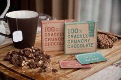 Шоколад, вкусный дизайн » Design Magaz
