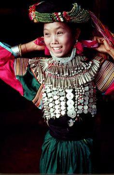 Lisu ~ Vanishing Tribes of Burma | © Richard K Diran