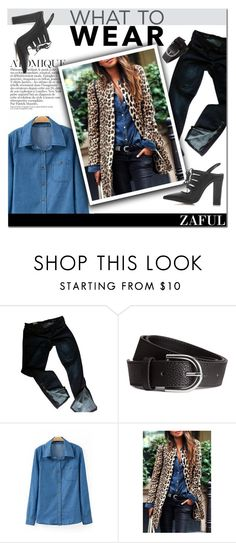 """#3 26.02"" by edita-m ❤ liked on Polyvore featuring Gap, H&M and zaful"